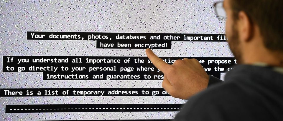 FRANCE-INTERNET-INFORMATION-TECHNOLOGY-SECURITY-COMPUTER