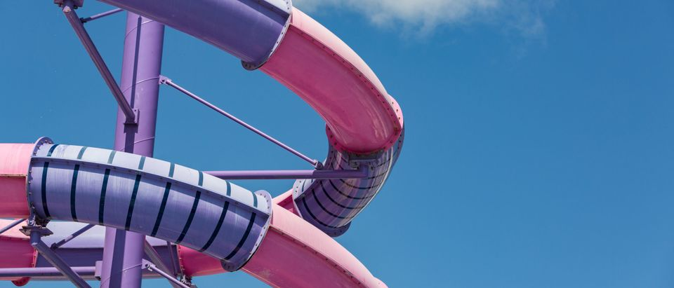 Slide at waterpark. This image does not represent the waterpark mentioned in the story. [Dan76/Shutterstock]