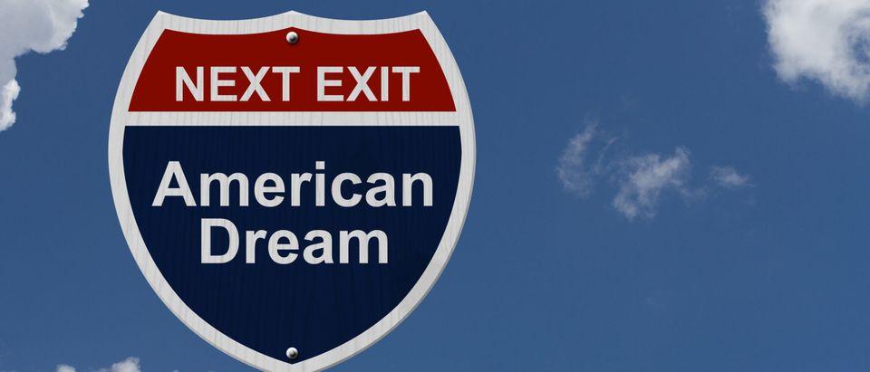 American Dream sign [Karen Roach/Shutterstock]