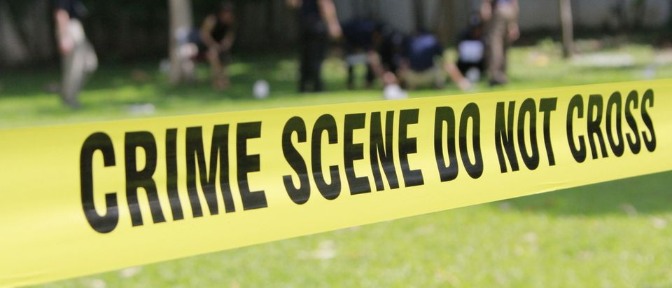 Crime scene tape. This image does not depict the incident mentioned in the story. [Prath/Shutterstock]