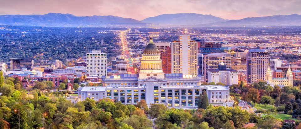 Salt Lake City skyline. [f11photo/Shutterstock]