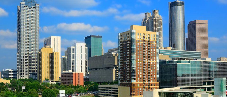 Downtown Atlanta, Georgia [ESP Professional/Shutterstock]