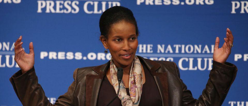 Ayaan Hirsi Ali Getty