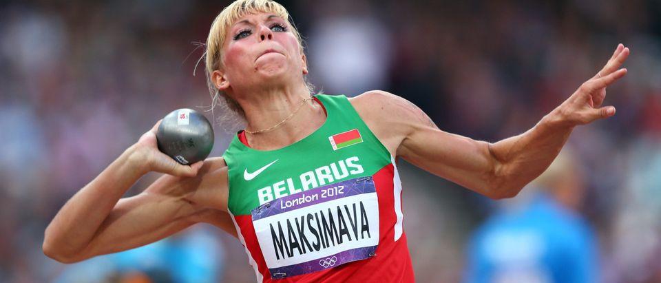 Athletics-Olympics-Belarus