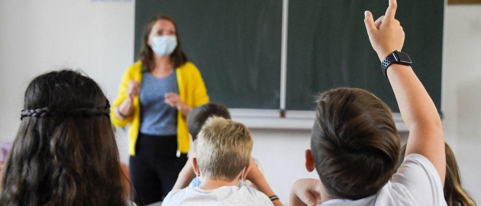 GERMANY-EDUCATION-SCHOOL-HEALTH-VIRUS