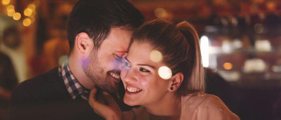 Dating (Credit: Shutterstock/NDAB Creativity)