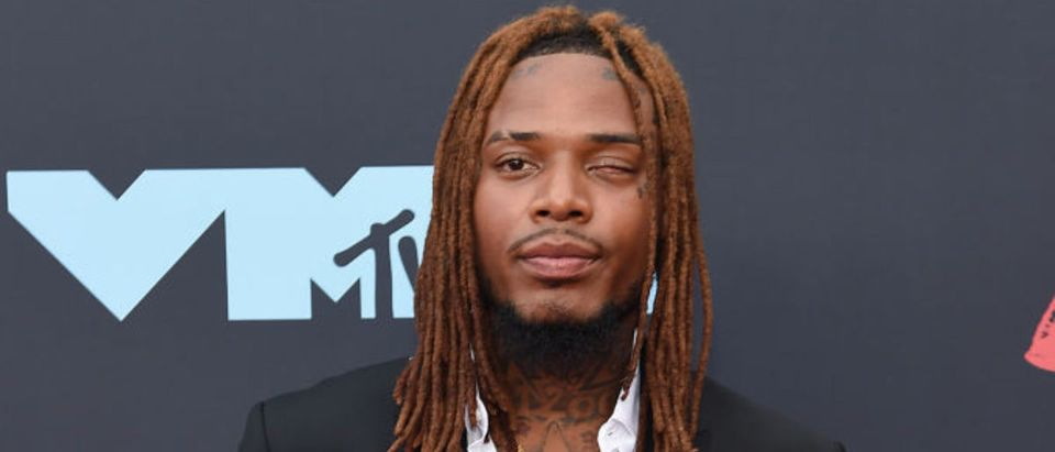 NEWARK, NEW JERSEY - AUGUST 26: Fetty Wap attends the 2019 MTV Video Music Awards at Prudential Center on August 26, 2019 in Newark, New Jersey. (Photo by Jamie McCarthy/Getty Images for MTV)