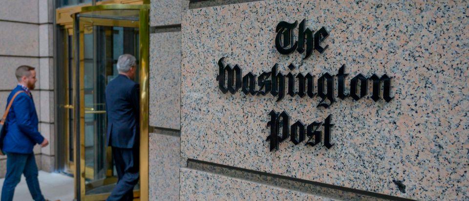 TOPSHOT-US-MEDIA-PRESS-NEWSPAPER-WASHINGTON POST