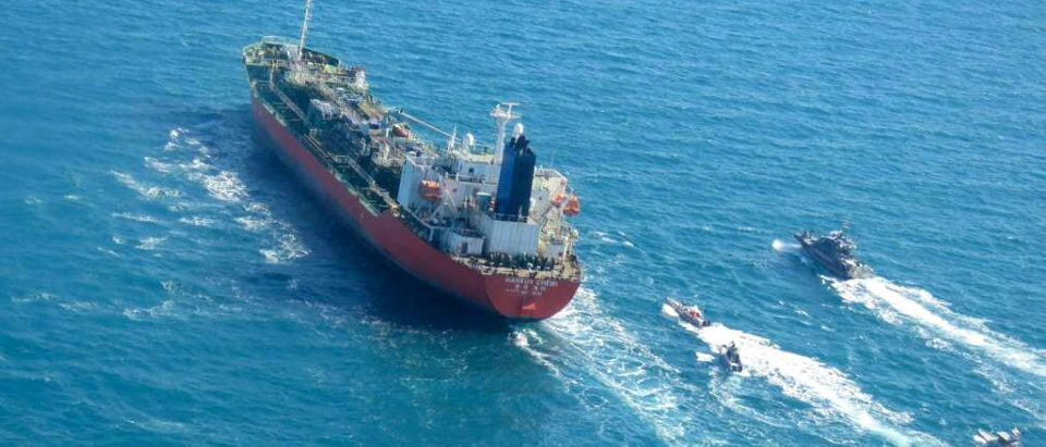 US, Israel, UK Accuse Iran Of Killing UK Citizen In Drone Attack On Oil Tanker