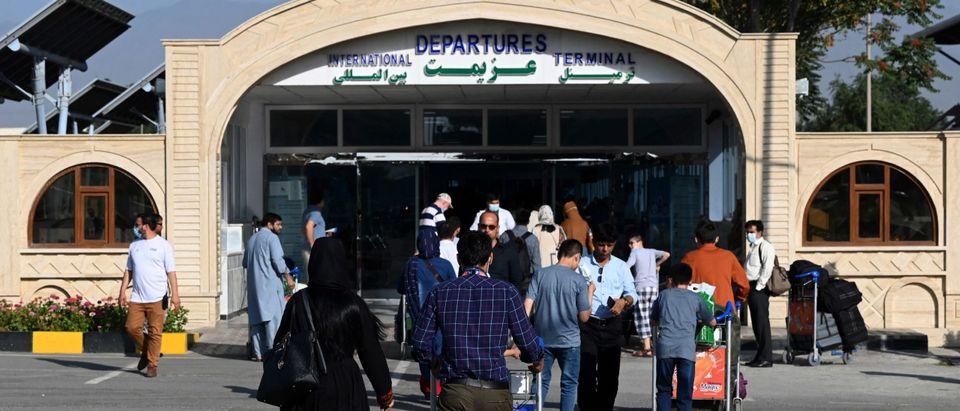 US Embassy Alert Warns Americans To Evacuate Kabul Airport