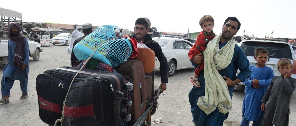 TOPSHOT-PAKISTAN-AFGHANISTAN-CONFLICT-BORDER