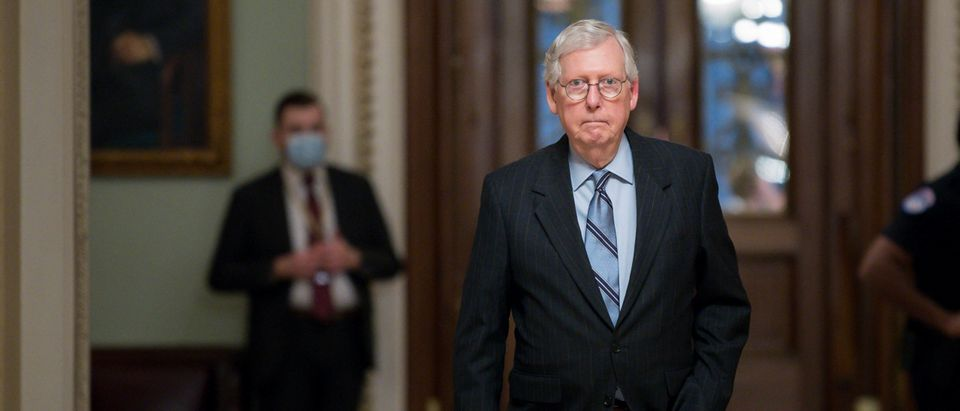 Senate Moves To Consider Budget Reconciliation Package