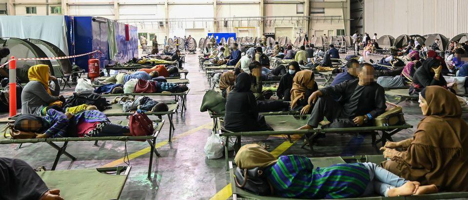 UAE-FRANCE-AFGHANISTAN-CONFLICT-EVACUATION