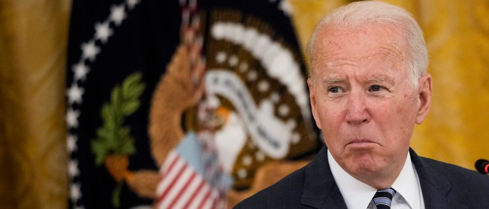President Biden Meets With Advisors And Experts On Improving Nation's Cybersecurity