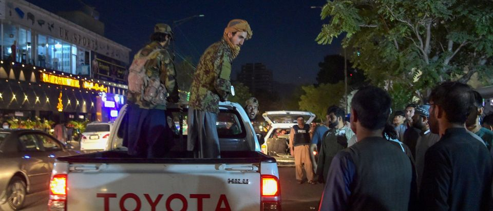 ISIS Officially Takes Credit For Kabul Airport Attack