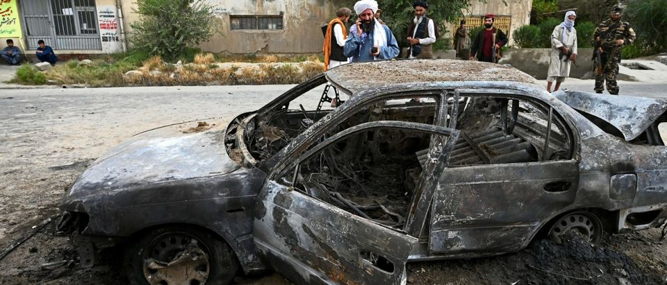 CENTCOM Says It's 'Unclear What May Have Happened' In Kabul Drone Strike That Reportedly Killed Civilians