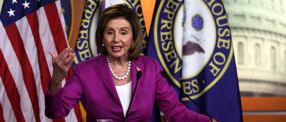 Speaker Pelosi Holds Weekly Press Conference
