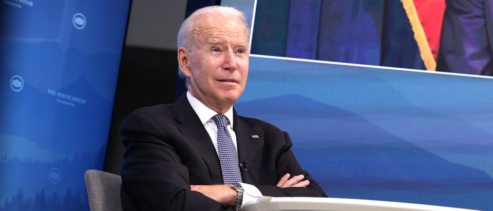 President Biden Meets With Governors To Discuss Wildfire Response