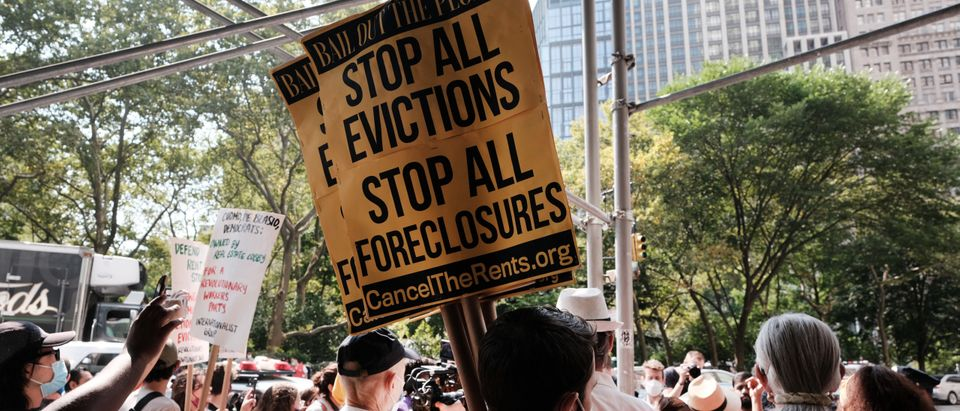 Activists Rally Against Evictions In New York City