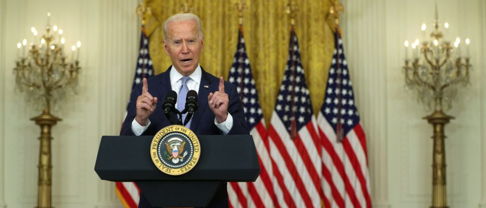 Why Does Joe Biden Keep Siding With Losers?