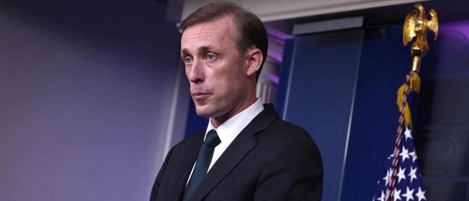 Press Secretary Psaki Is Joined By National Security Advisor Sullivan For White House Briefing