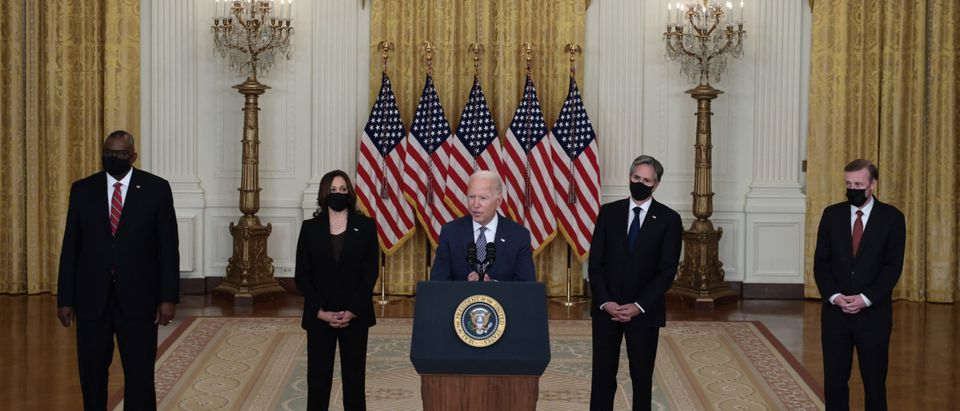 Joe Biden Forgot The Most Important Thing About Afghanistan