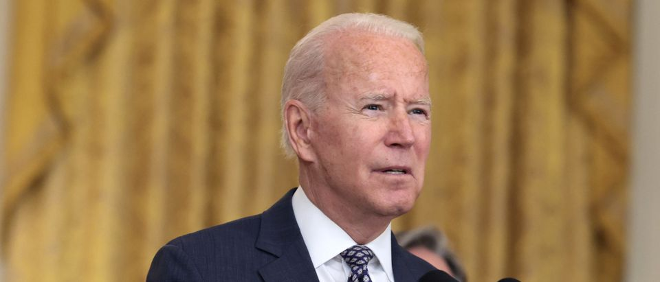 President Biden Delivers Remarks On Status Of Afghanistan Evacuation