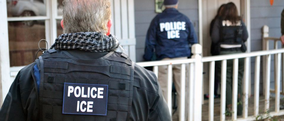 ICE operation targeting immigration fugitives, re-entrants and convicted criminal aliens