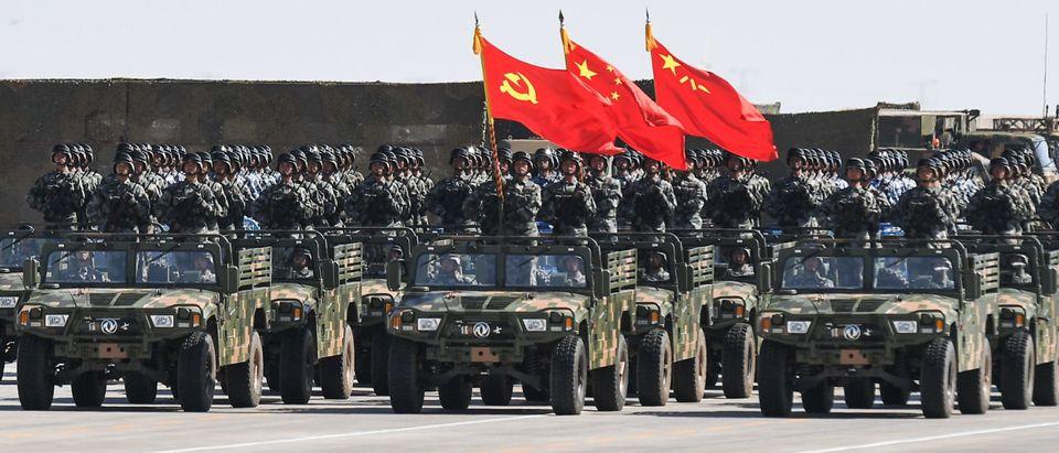 CHINA-DEFENCE