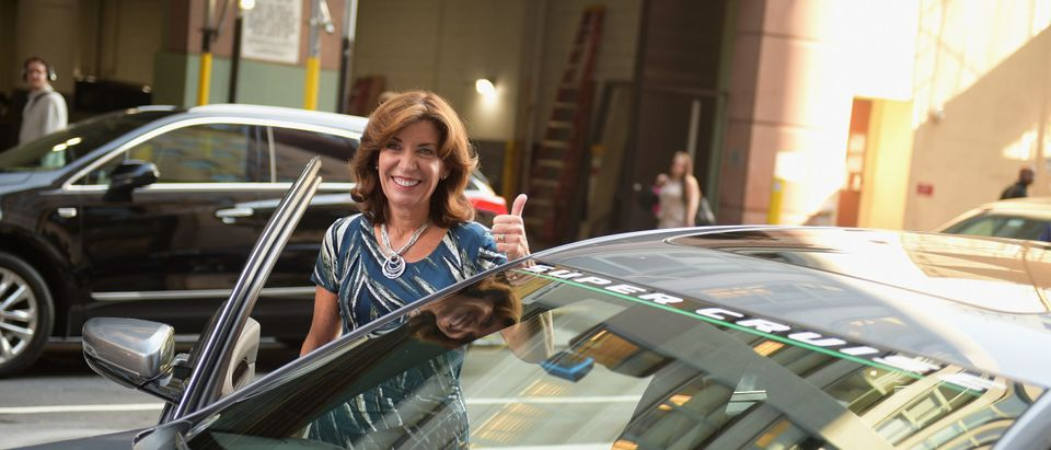 Cadillac And Lieutenant Governor Kathy Hochul Of New York Announce First-Ever Hands-Free Drive On Freeways From Coast To Coast With Super Cruise