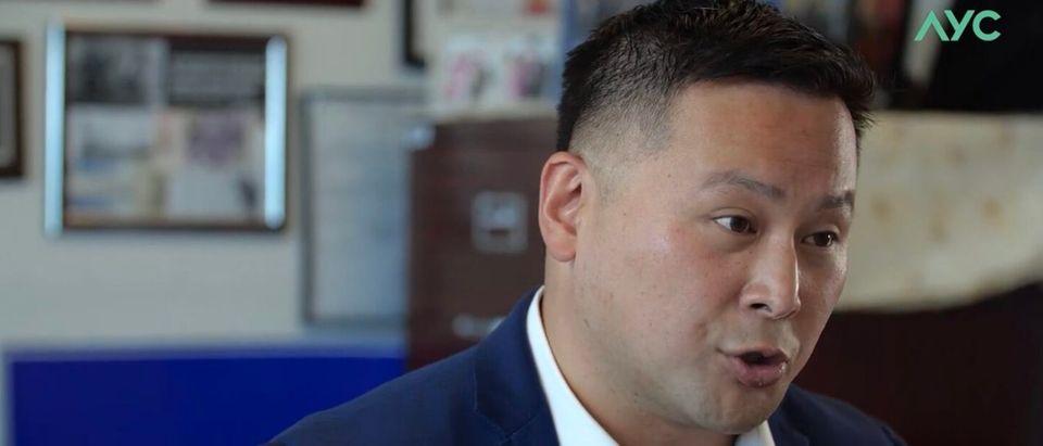 NY Assemblyman Ron Kim