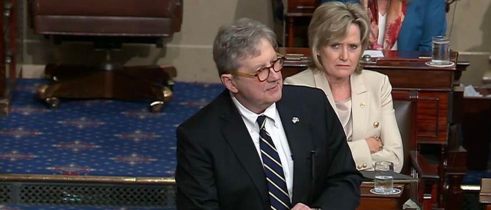 Sen. Kennedy Proposing Amendment To Protect Unborn