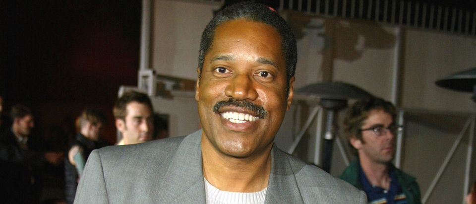 Larry Elder. Photo by Kevin Winter. Getty Images.