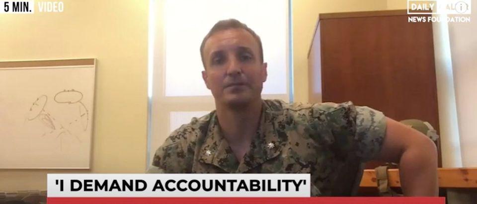 Marine Leader