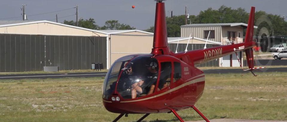 Picture of Robinson R66 [Youtube/Screenshot/Micah Muzio]