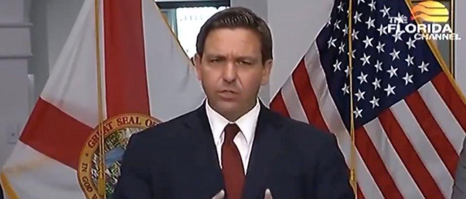 Screenshot/The Florida Channel