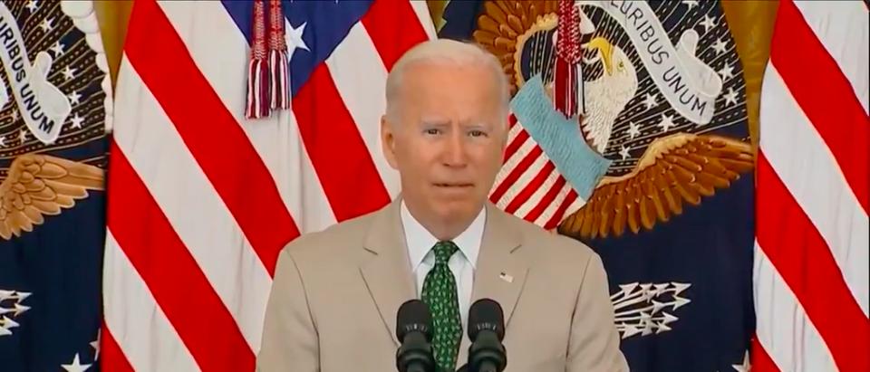 Biden Gaffes During Speech At White House