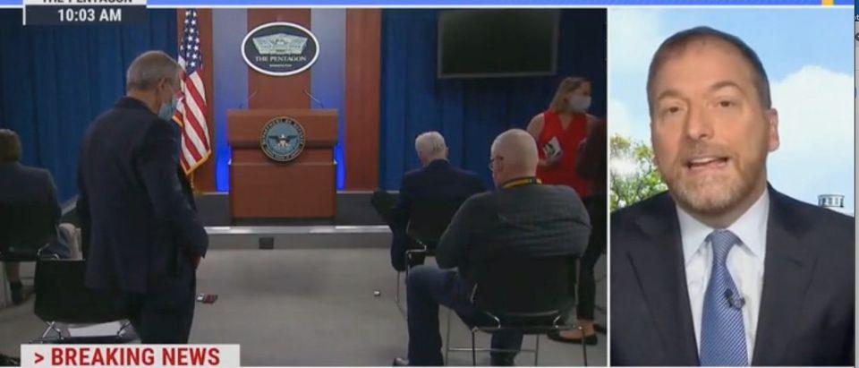 "Chuck Todd appears on ""Hallie Jackson Reports."" Screenshot/MSNBC"