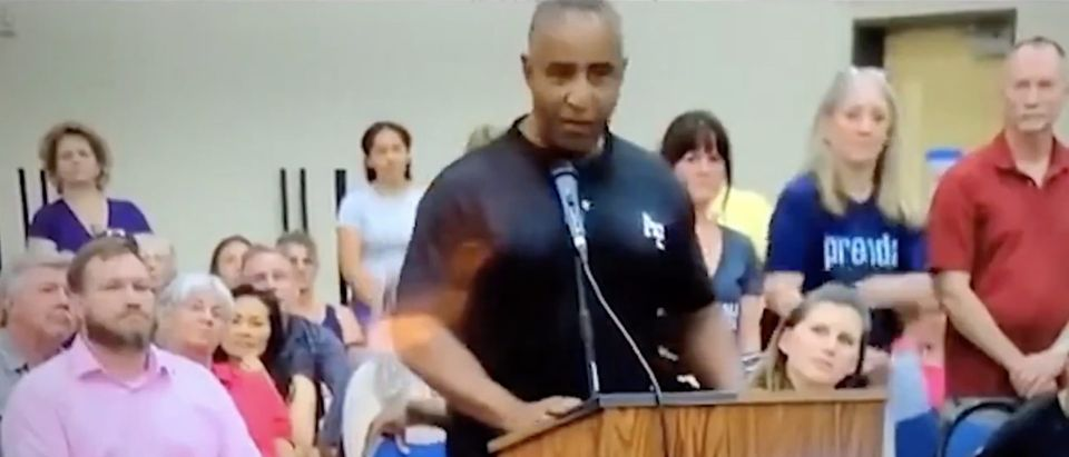 """This Colorado Springs father denounces critical race theory and says that """"racism in America would be dead today if not for certain people and institutions keeping it on life support""""—including public education."""