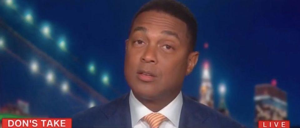 """Don Lemon appears on """"Don Lemon Tonight."""" Screenshot/CNN"""