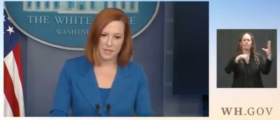 Screenshot - WH.gov