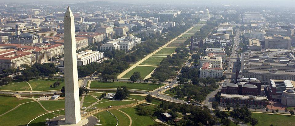 Washington Monument Getty