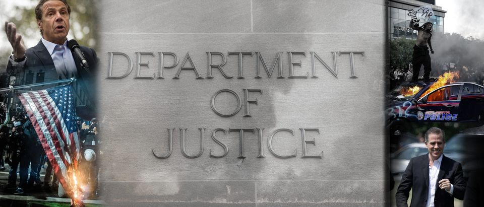 The Two-Tiers Of Justice At The DOJ