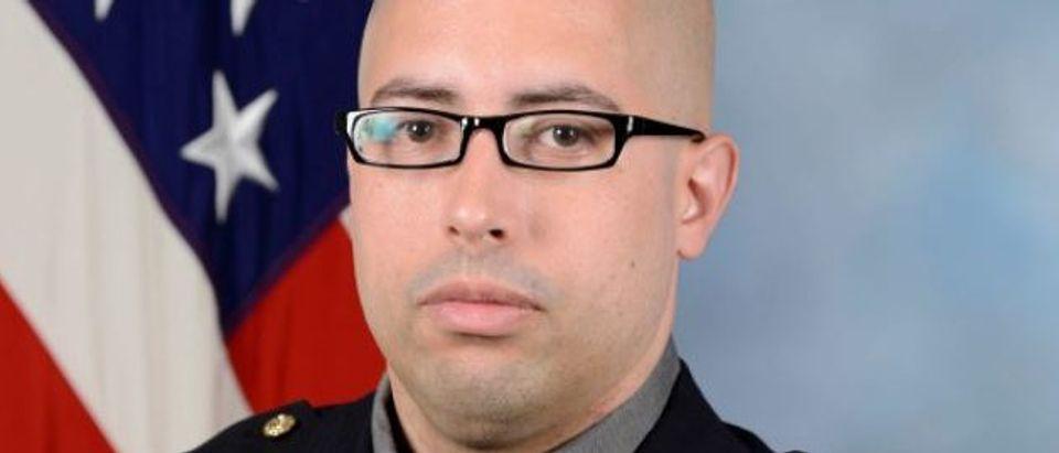 pentagon officer killed, George Gonzalez
