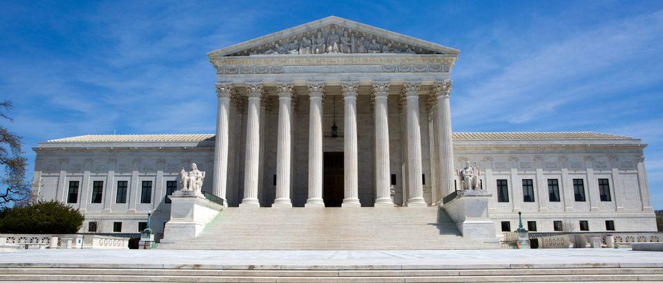 Supreme Court Building [Steven Frame/Shutterstock]