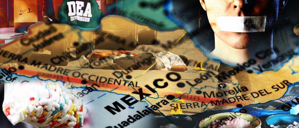 DEA, Mexico, Mexican Cartels