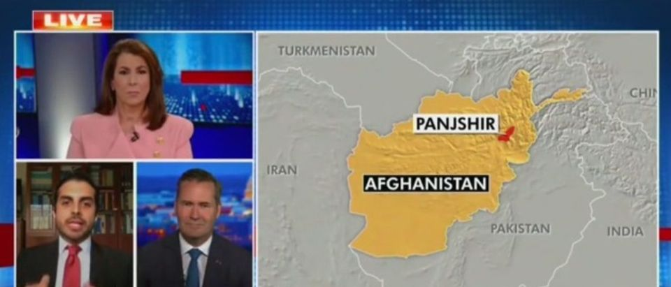 Afghan resistance group pleads for help