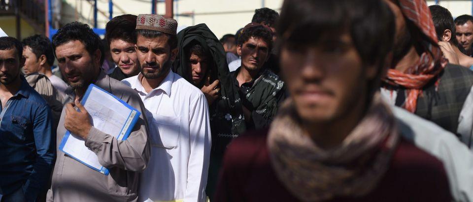 AFGHANISTAN-UNREST-MIGRATION