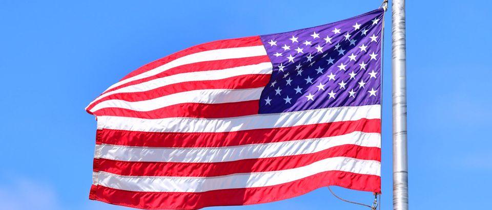 American Flag Getty