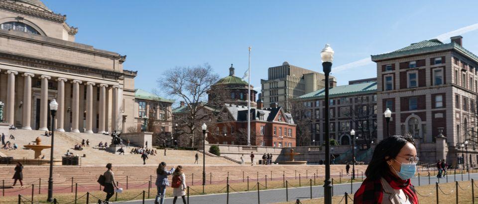 Columbia University Getty